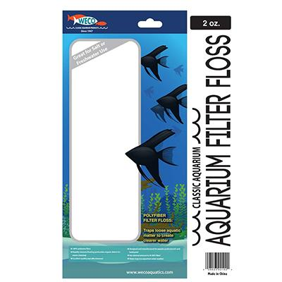 Filter Floss 2oz. Click for larger image