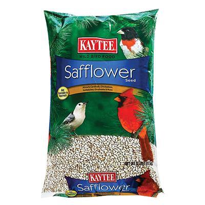 Kaytee Safflower Bird Food 5lb  Click for larger image