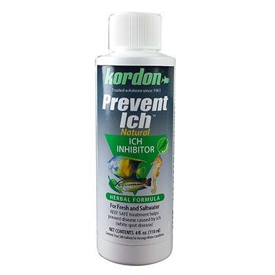 Prevent Ich Herbal Ich Remedy for Aquarium Fish 4oz