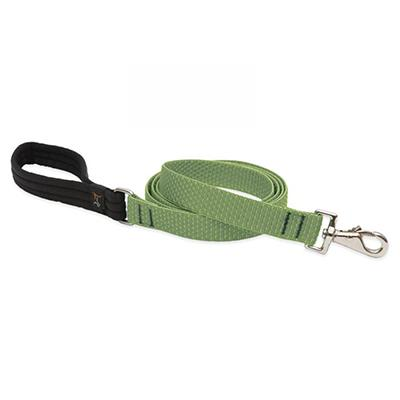 Lupine Dog Leash 6-foot x 1 Inch Moss
