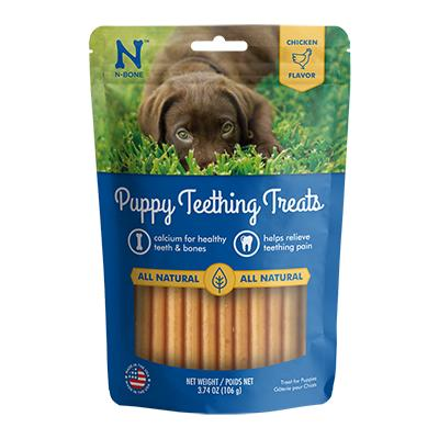 N-Bone Teething Treats Chicken 3.7oz