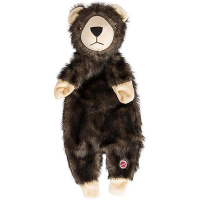 Furrz Bear Stuffing-Free 20-inch Plush Toy for Dogs