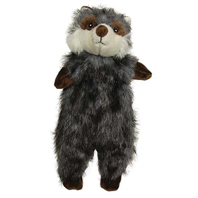 Furrz Raccoon Stuffing-Free 20-inch Plush Toy for Dogs Click for larger image