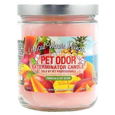 Pet Odor Eliminator Maui Wowie Mango Candle