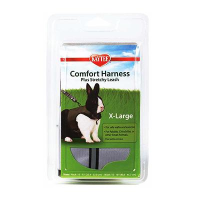 Kaytee XLarge Rodent and Small Animal Harness with Leash  Click for larger image