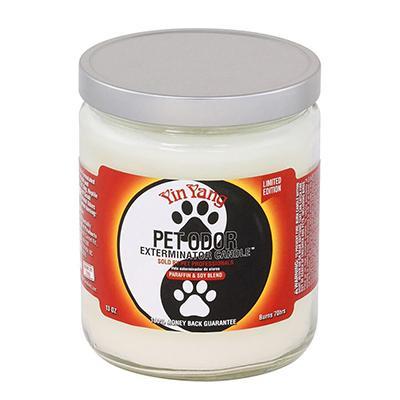 Pet Odor Eliminator Yin Yang Candle