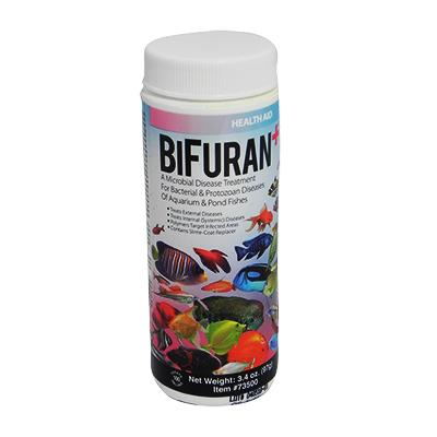 BiFuran+ Aquarium Disease Remedy 3.5oz. Click for larger image