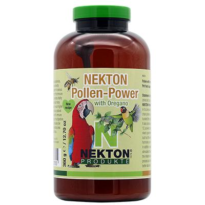 Nekton-Pollen Power Pollen Supplement for Birds 360g  Click for larger image