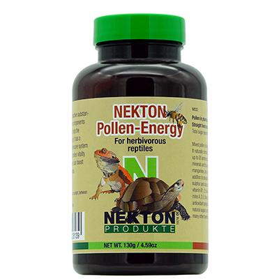 Nekton-Pollen Energy for Herbivorous Reptiles 130gm (4.6oz)