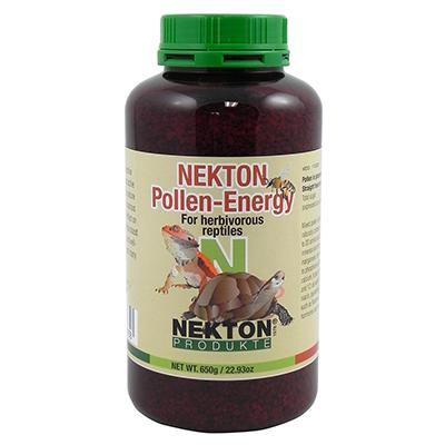 Nekton-Pollen Energy for Herbivorous Reptiles 650gm (1.4Lb)