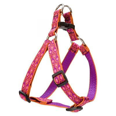 Nylon Dog Harness Step In Alpen Glow 20-30 inches Click for larger image
