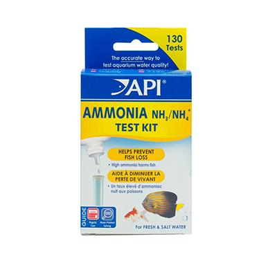 API Ammonia Test Kit for Freshwater and Saltwater Click for larger image