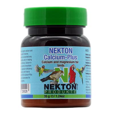 Nekton-Calcium-Plus Supplement for Birds  35g (1.23oz)