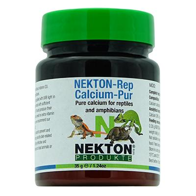 Nekton-Rep-Calcium-Pur Supplement for Reptiles  35g Click for larger image