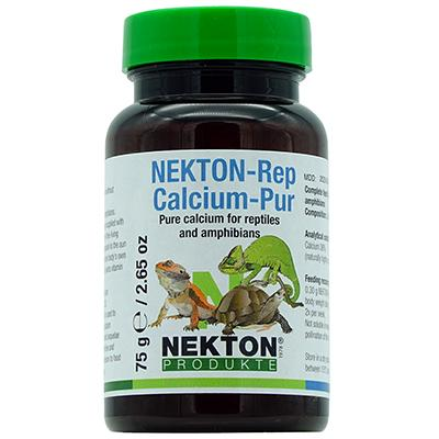 Nekton-Rep-Calcium-Pur Supplement for Reptiles 75g Click for larger image
