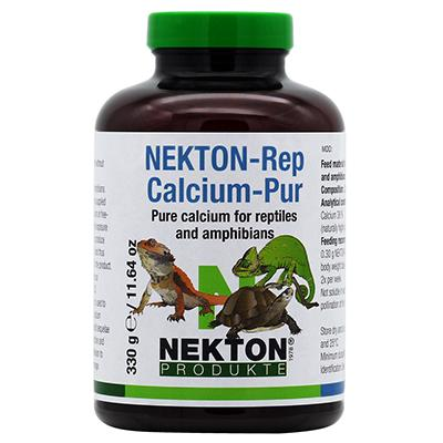 Nekton-Rep-Calcium-Pur Supplement for Reptiles 330g Click for larger image