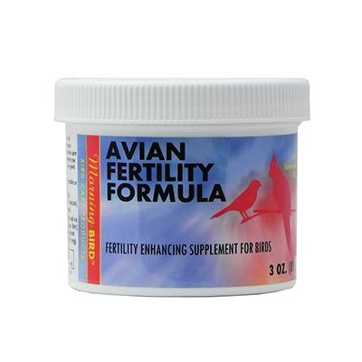Morning Bird Avian Fertility Supplement for Birds 3oz Click for larger image