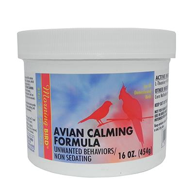 Morning Bird Products Avian Calming Supplement 16 ounce Click for larger image
