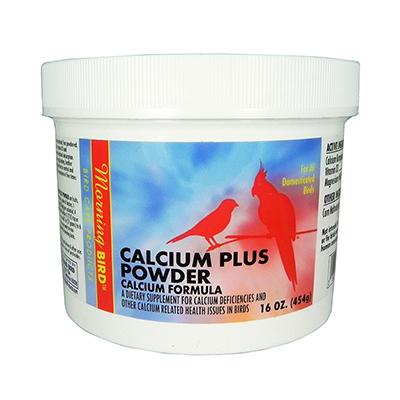 Morning Bird Calcium/Magnesium Powdered Supplement 16 oz Click for larger image