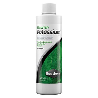 SeaChem Potassium Liquid Plant Supplement 8.5oz Click for larger image