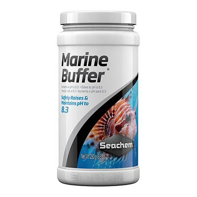 Seachem Marine Buffer 8.8oz for pH and Alkalinity Control Click for larger image