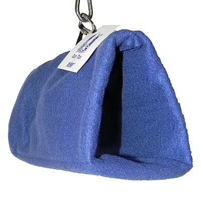 Cuddly Tent Made in the USA for Small and Medium Birds Click for larger image