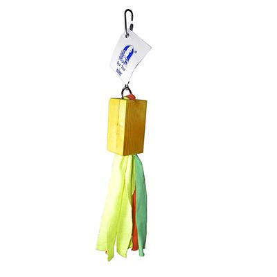 Kite Tail Medium/Large Made in USA Bird Toy Click for larger image