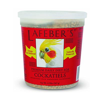 Lafeber Premium Daily Diet for Cockatiels 1.25lLb. Click for larger image
