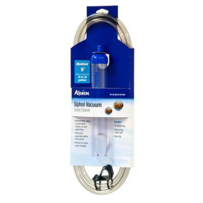 Aqueon Gravel Vacuum Aquarium Cleaner 9 inch Click for larger image