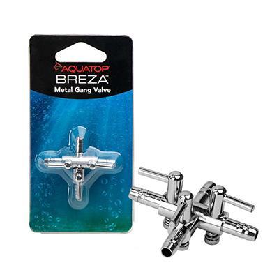 Aquatop Breza Metal 3-Gang Air Valve