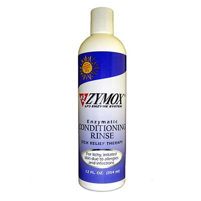 Zymox Leave-On Conditioner for Any Pet of Any Age 12oz. Click for larger image