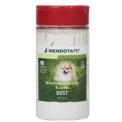 DerMagic Diatomaceous Earth Dust for Pets 2oz Click for larger image