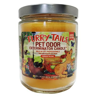 Pet Odor Eliminator Furry Tails Candle