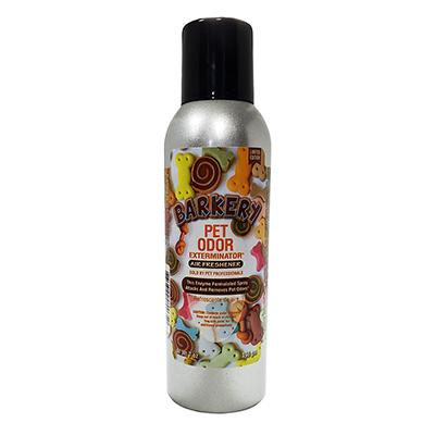 Pet Odor Eliminator Air Freshener Barkery 7oz. Click for larger image