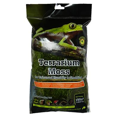 Galapagos Royal Pillow Moss for Reptiles and Amphibians 150c Click for larger image