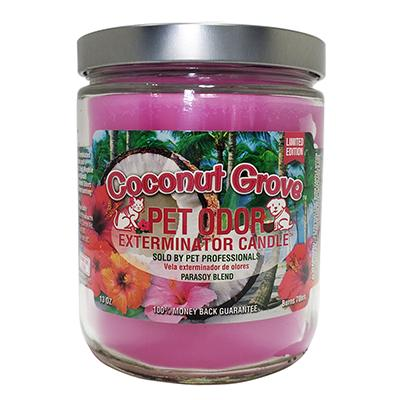 Pet Odor Eliminator Coconut Grove Candle Click for larger image