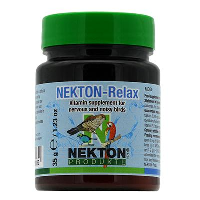 Nekton-Relax for Nervous and Noisy Birds 35g (1.23oz) Click for larger image