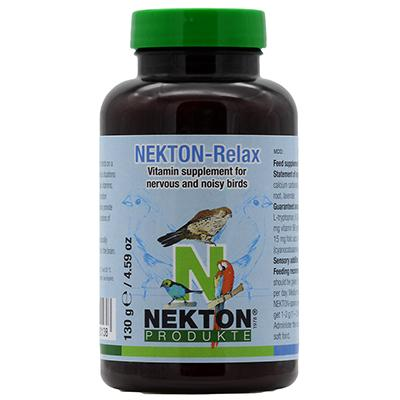 Nekton-Relax for Nervous and Noisy Birds  130g (4.6oz) Click for larger image