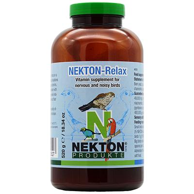 Nekton Relax for Nervous and Noisy Birds  520g Click for larger image