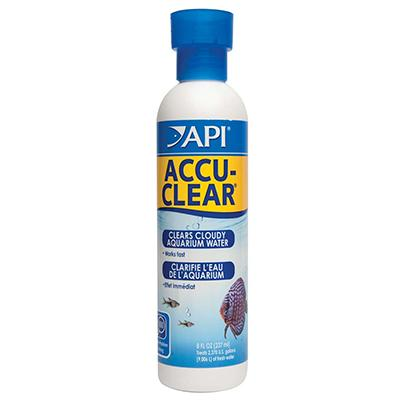 API Accu-Clear Aquarium Water Clarif8oz Click for larger image