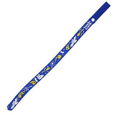 Beastie Band Cat Collar Sorcerer Stuff (Blue) Click for larger image