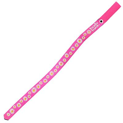 Beastie Band Cat Collar Dazzling Daisy (Pink) Click for larger image