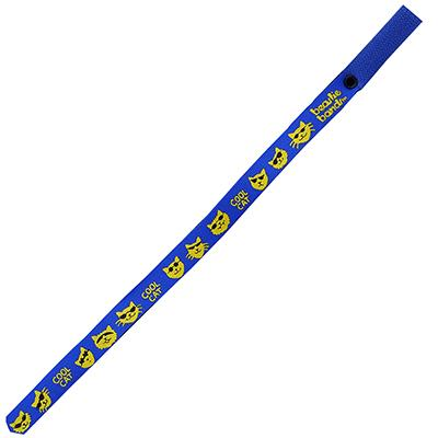 Beastie Band Cat Collar Cool Cat (Blue) Click for larger image