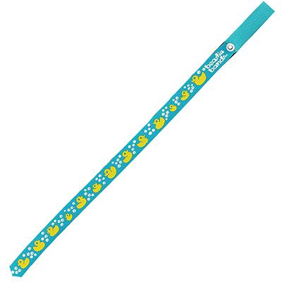 Beastie Band Cat Collar Rubber Duckies (Teal) Click for larger image