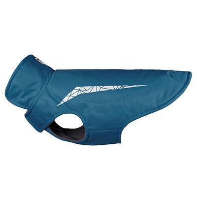 Cascade Fleece Lined Dog Coat Arctic Blue Size 28 Click for larger image