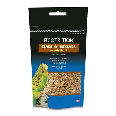 Ultra Care Oats and Groats for Parakeets Click for larger image