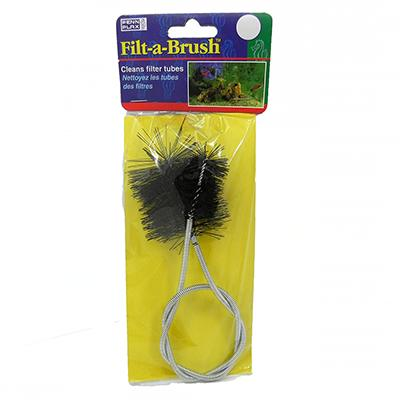 Penn Plax Double Brush Aquarium Tube Cleaner Click for larger image