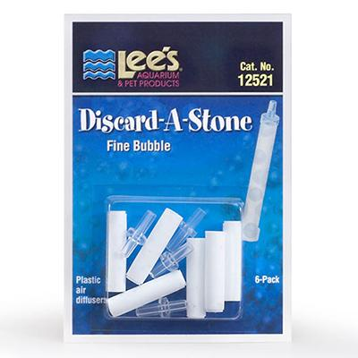 Discard-a-stone Aquarium Air Stone Fine