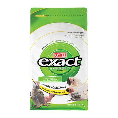 Kaytee Exact Baby Bird Hand Feeding Formula 5Lb. Click for larger image