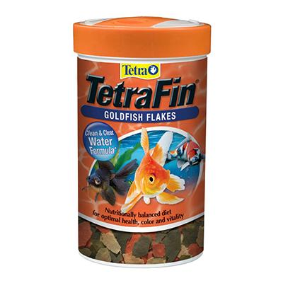 Tetra Fin Goldfish Food 2.2 ounce